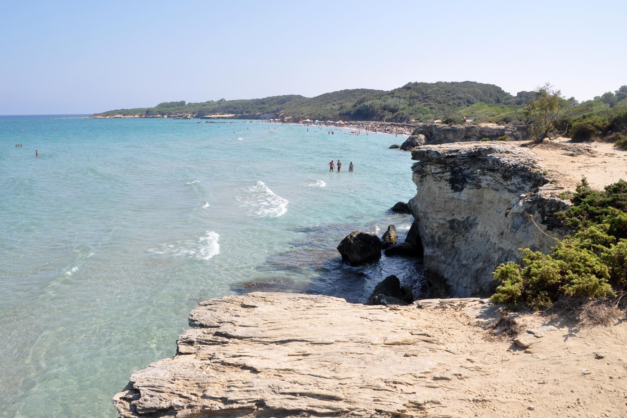 Baia dei Turchi Puglia