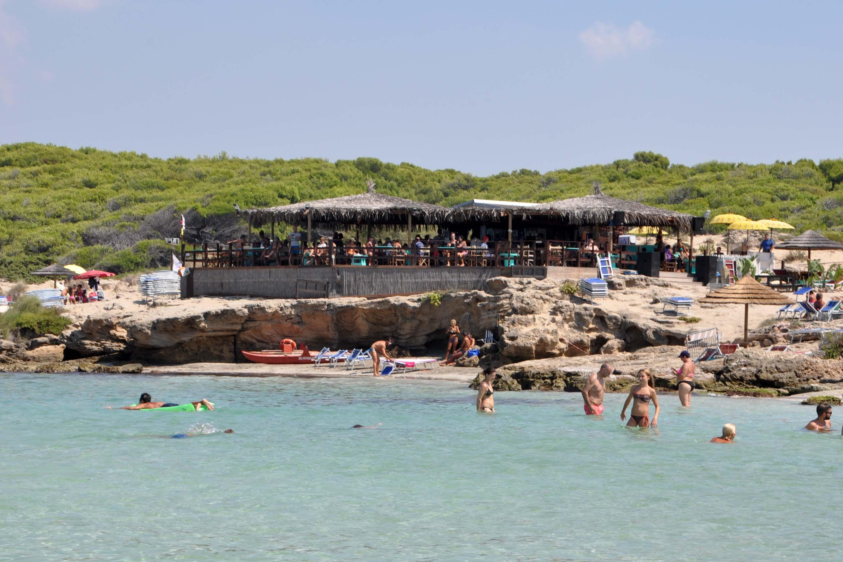 Puglia - Punta della Suina