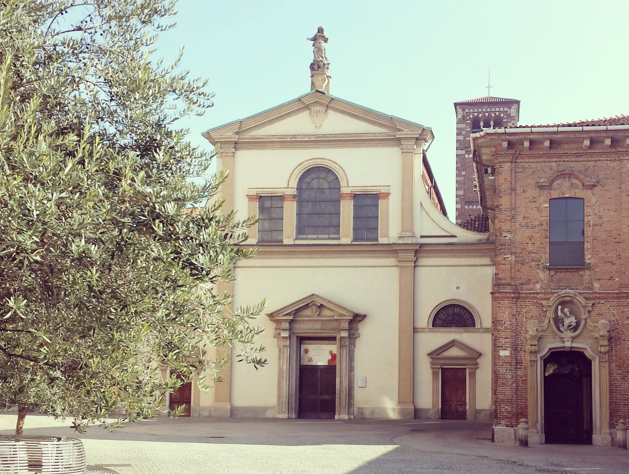 Monza - Santa Maria al Carrobiolo