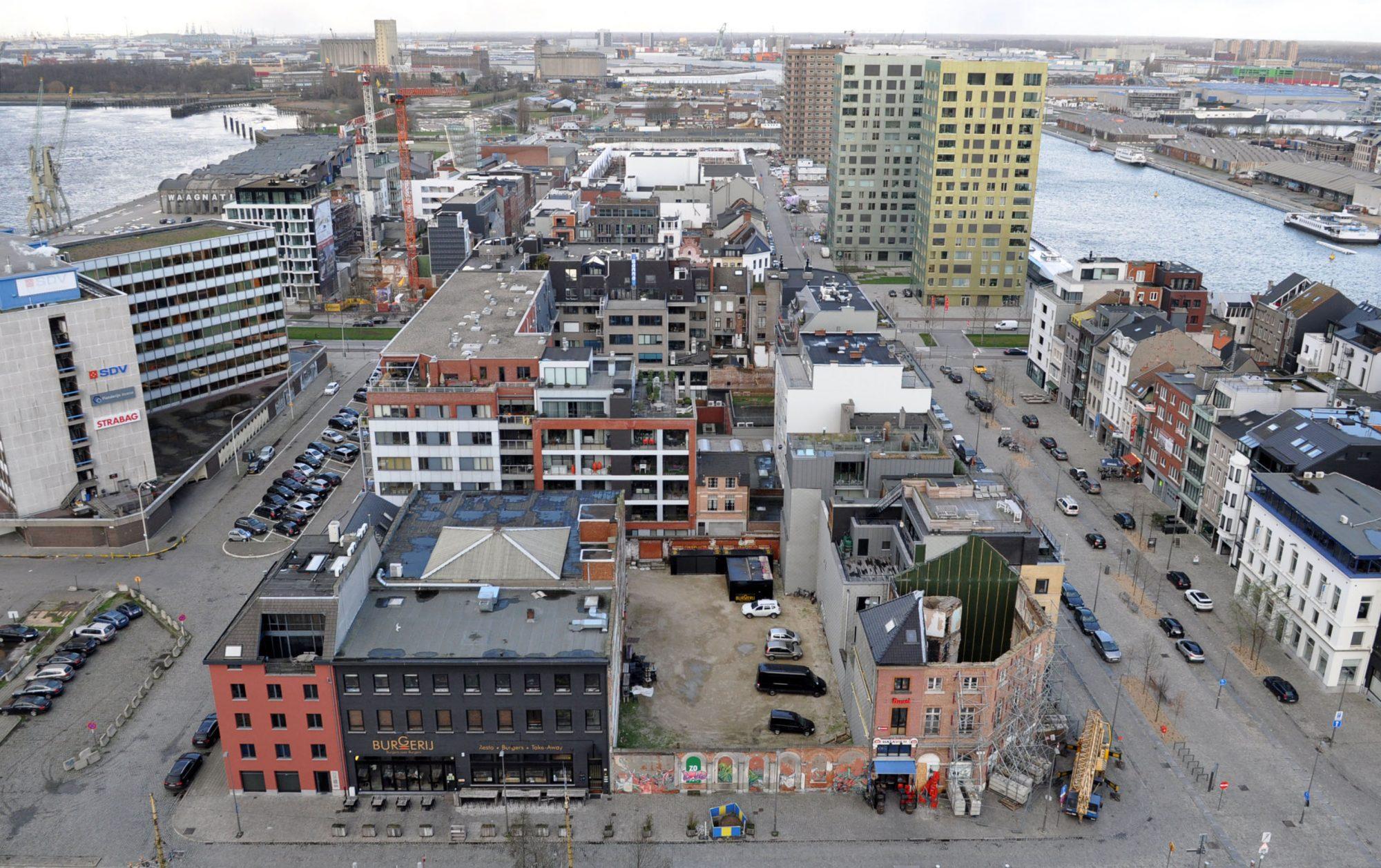 't Eilandje Antwerpen