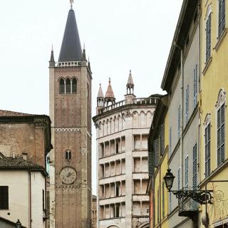 Doopkapel Parma