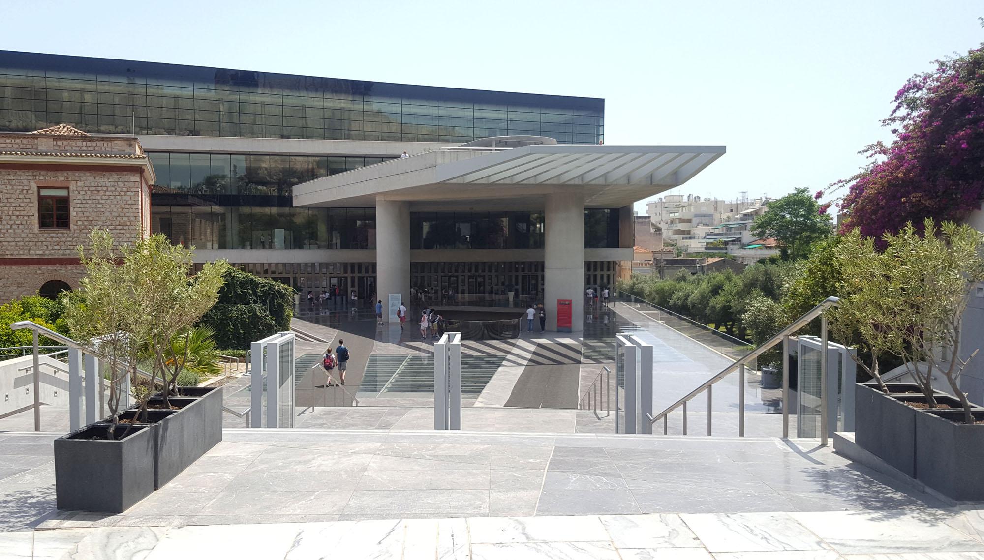 Akropolismuseum Athene