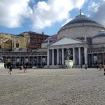 Piazza del Plebiscito Napels