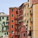 De kleurrijke huizen van Camogli