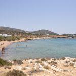 Faragas beach Paros