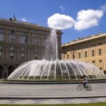 Piazza dei Ferrari Genova