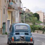 Fiat 500 Sicilië