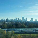 Uitzicht Rotterdam