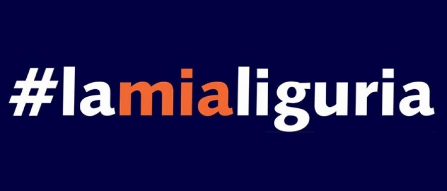 #lamialiguria hashtag