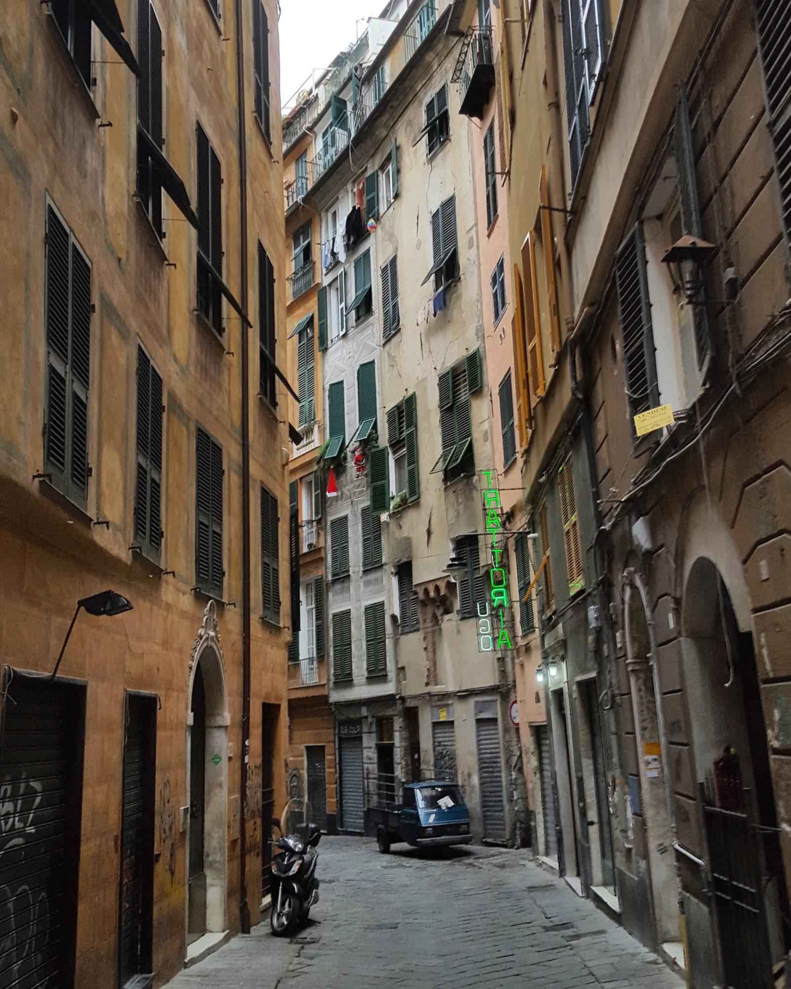 Vicoli Genova