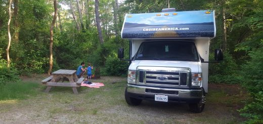 Camper Amerika