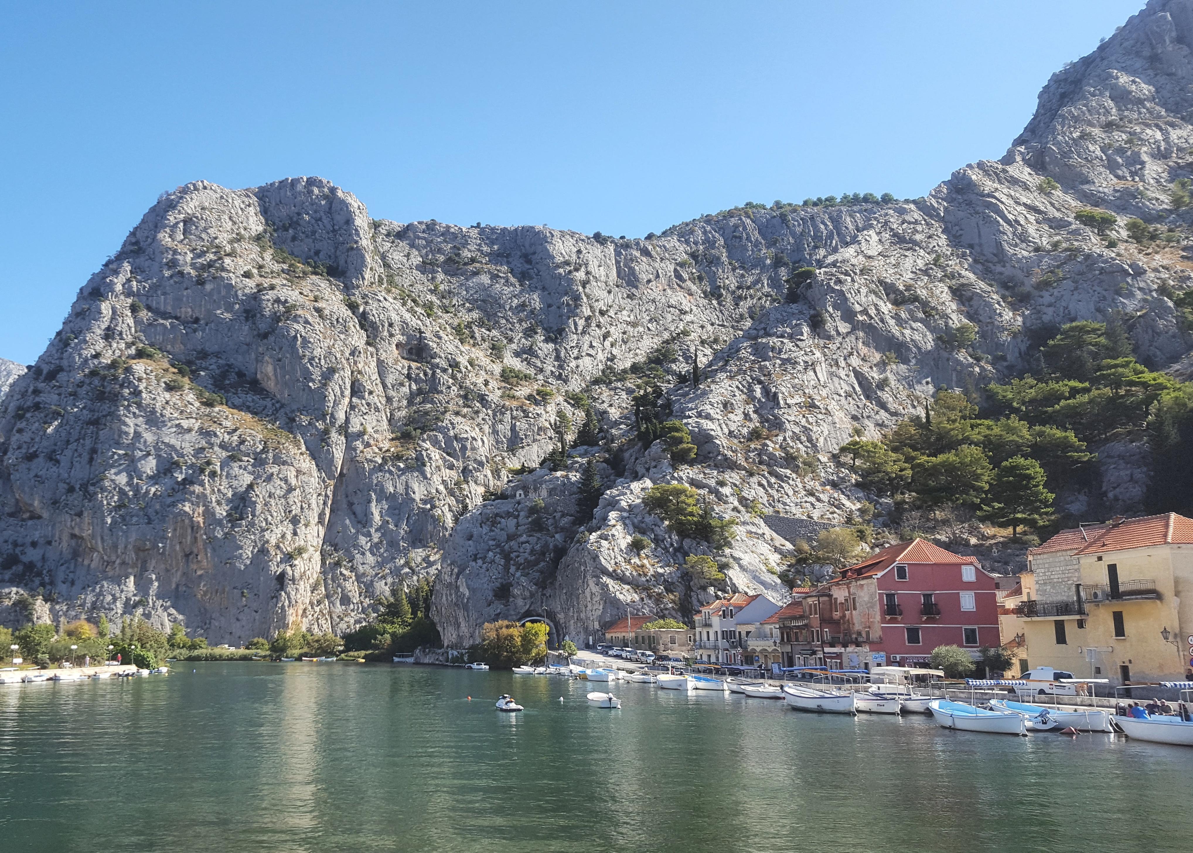 Omis Kroatië
