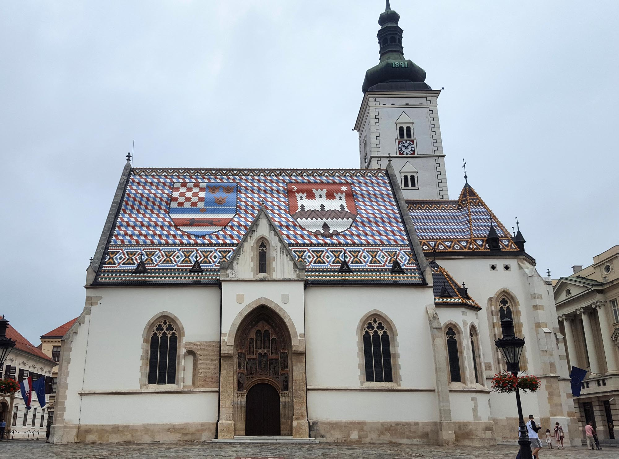 Sint-Marcuskerk Zagreb