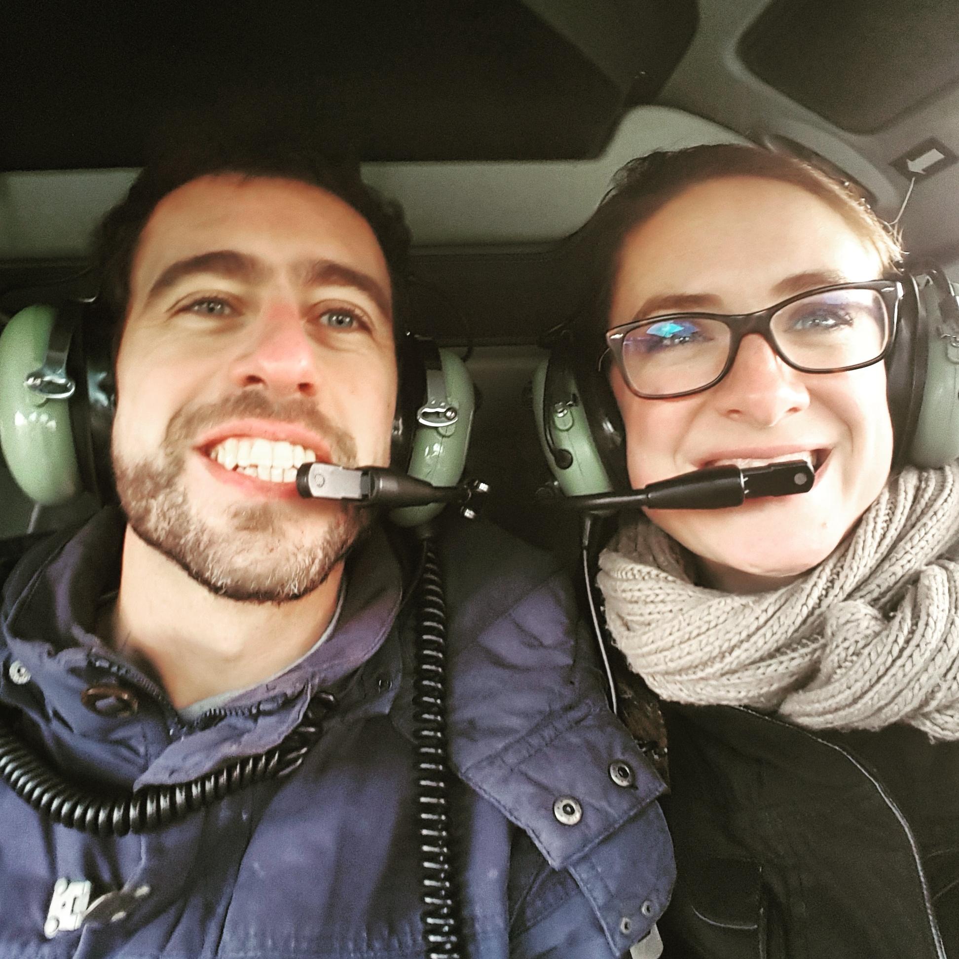 Helikoptervlucht Rotterdam