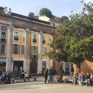 San Lorenzo Milaan