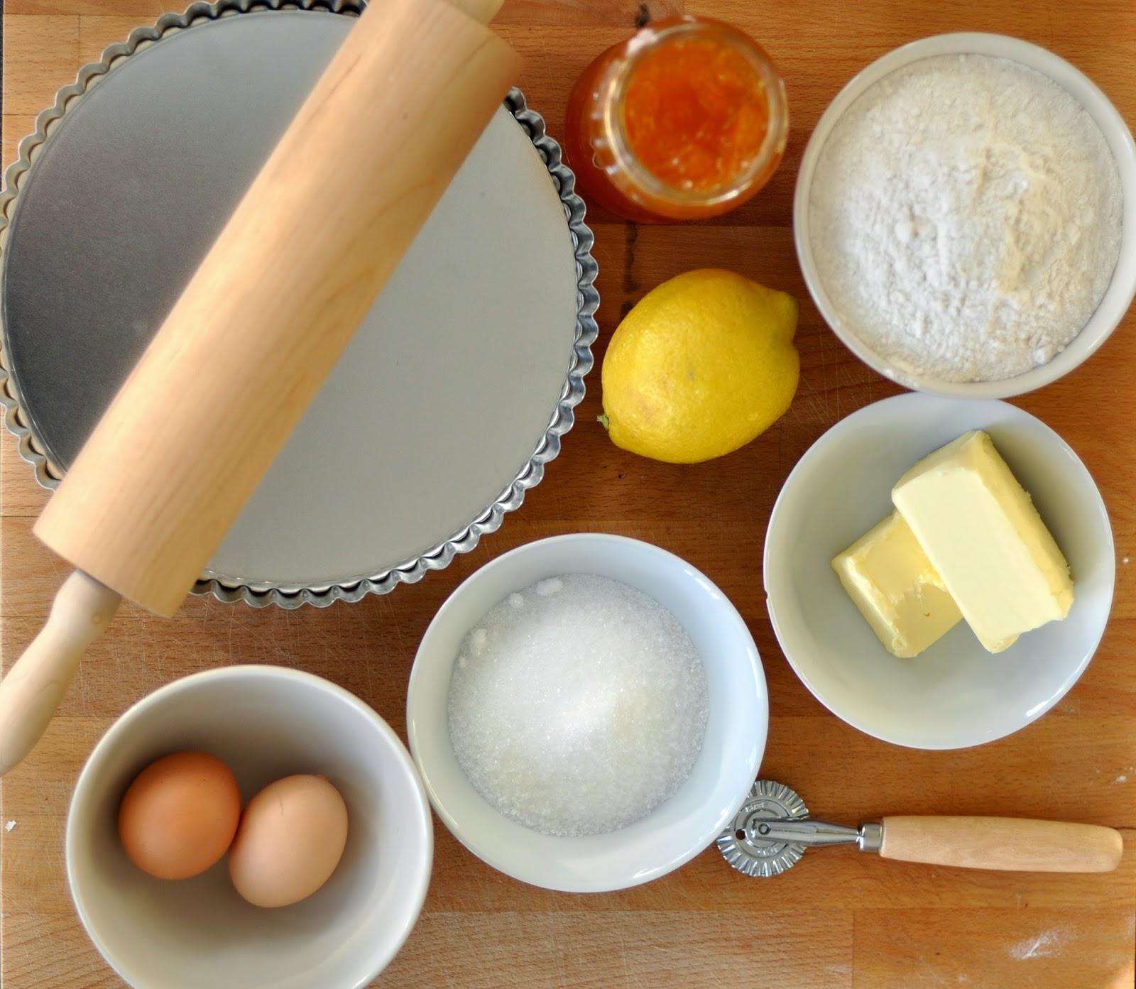 Crostata ingrediënten