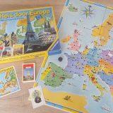 Reis door Europa