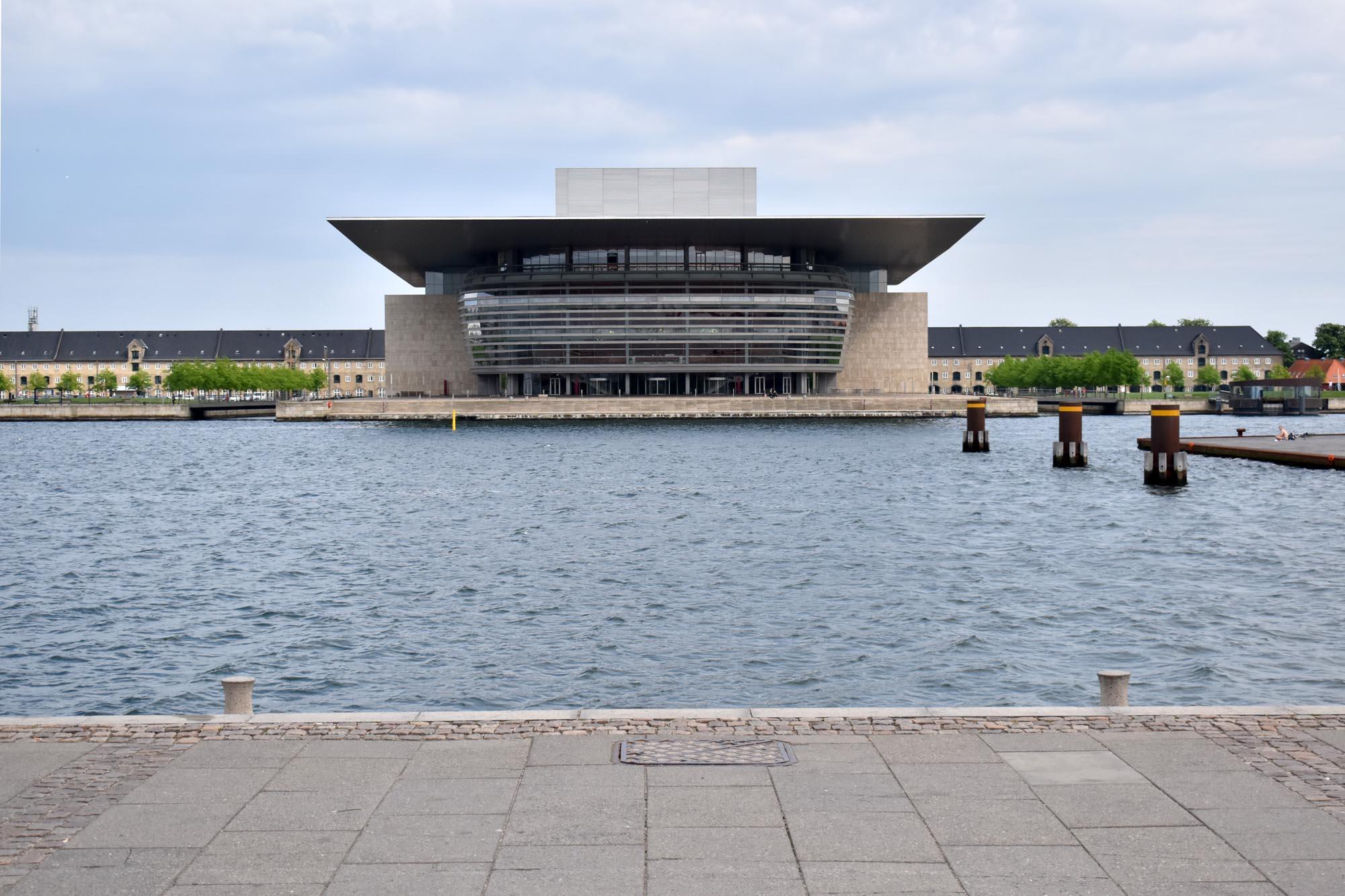 Operagebouw Kopenhagen