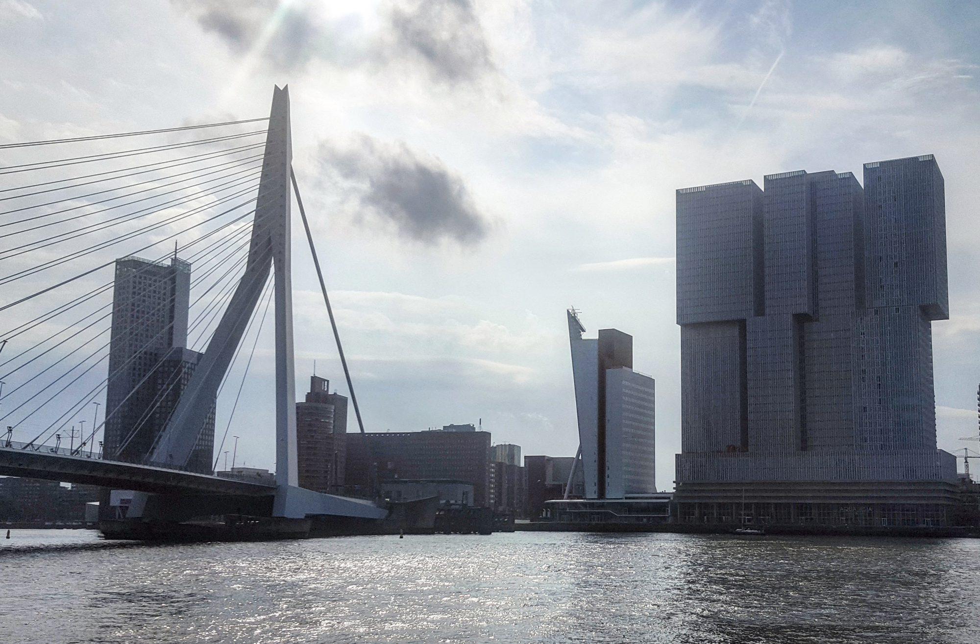 Werkplekken in Rotterdam