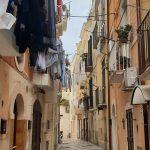 Straatje in Bari Vecchia