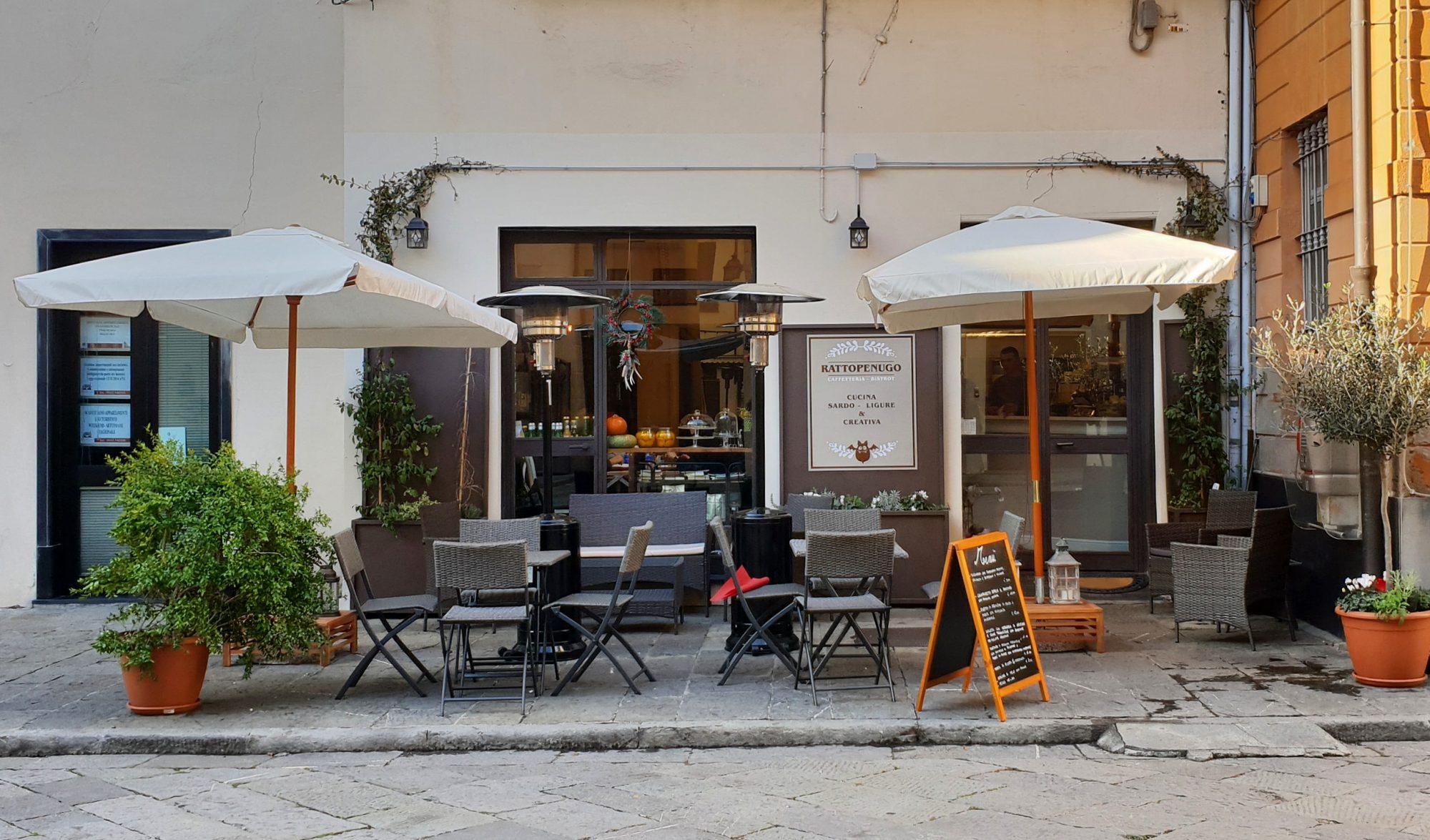 Piazza San Michele Albenga