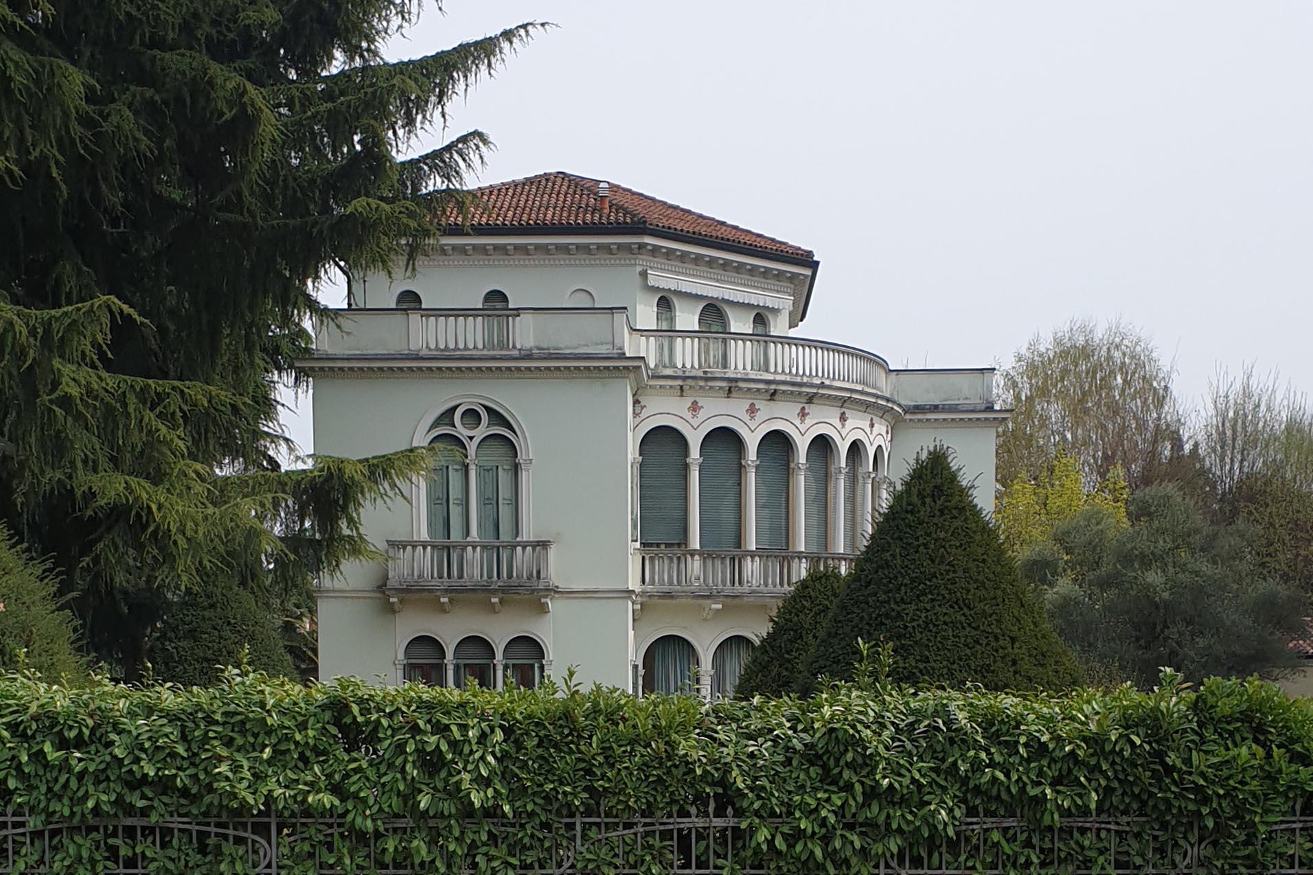 House goal Veneto