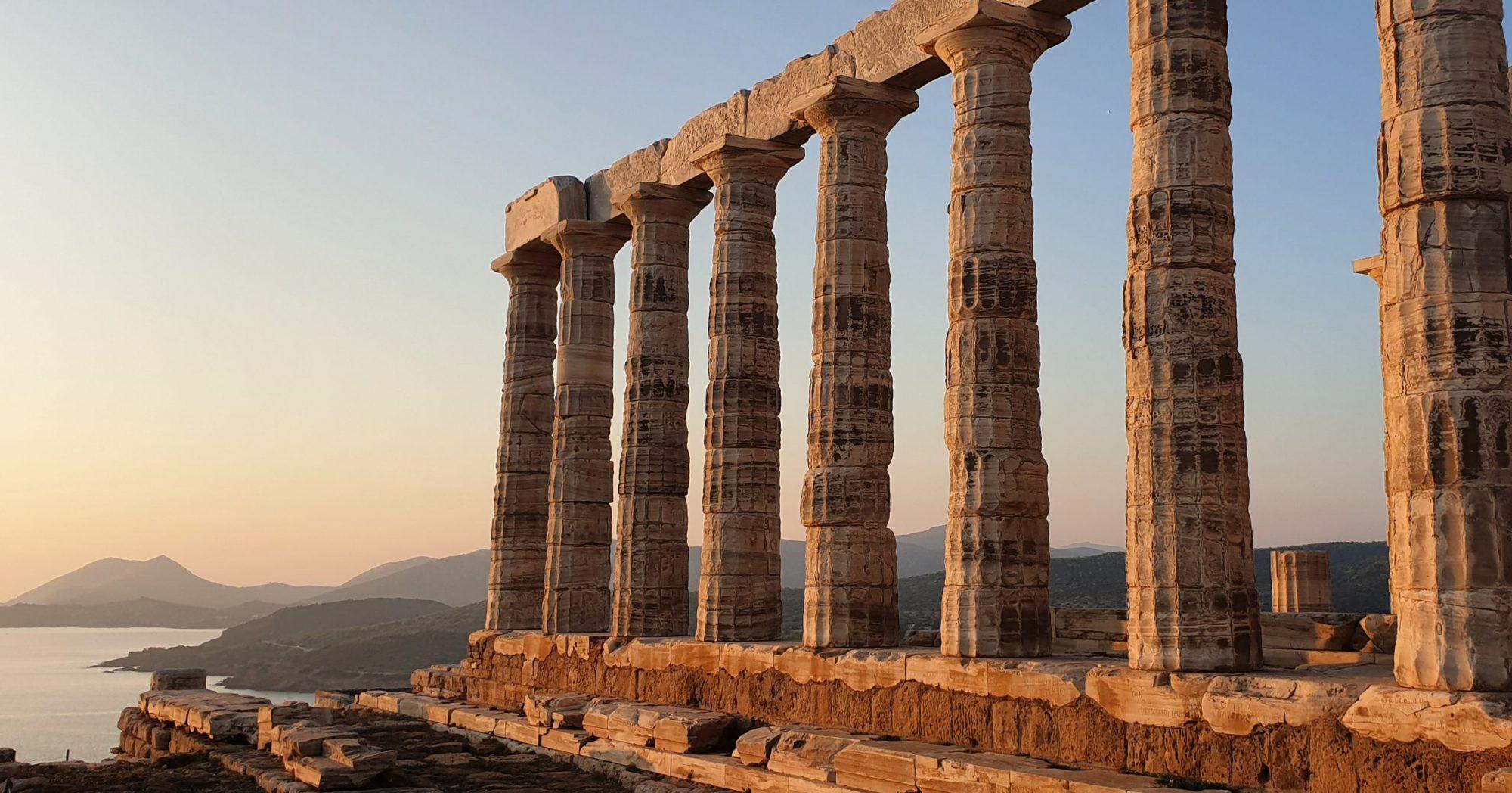 Tempel van Poseidon