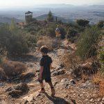 Uitzicht op Athene
