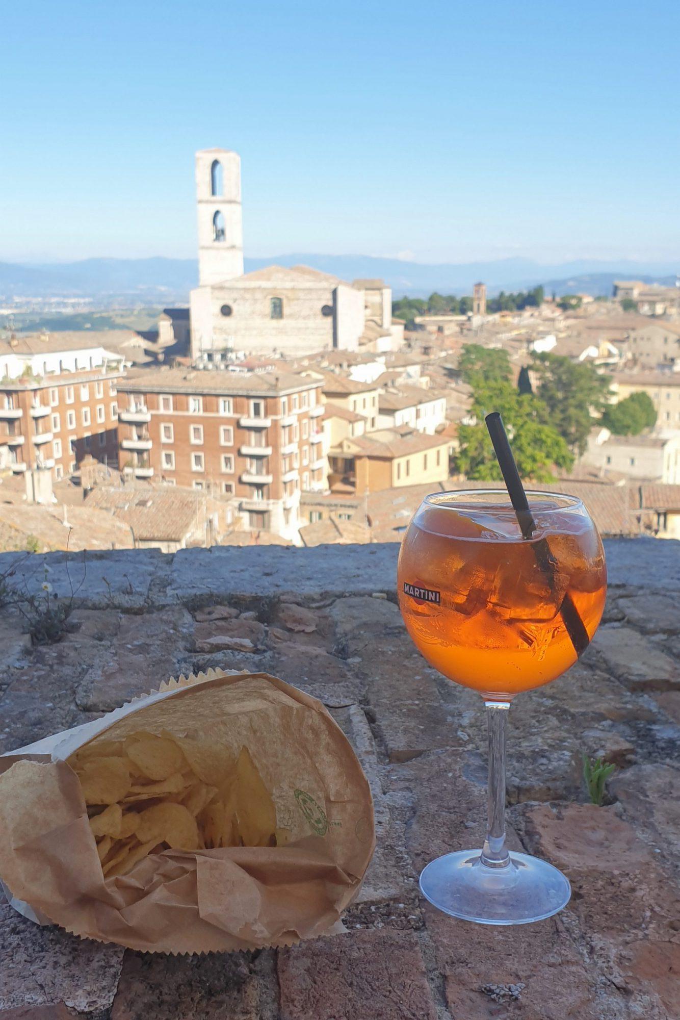 Aperol Spritz Perugia